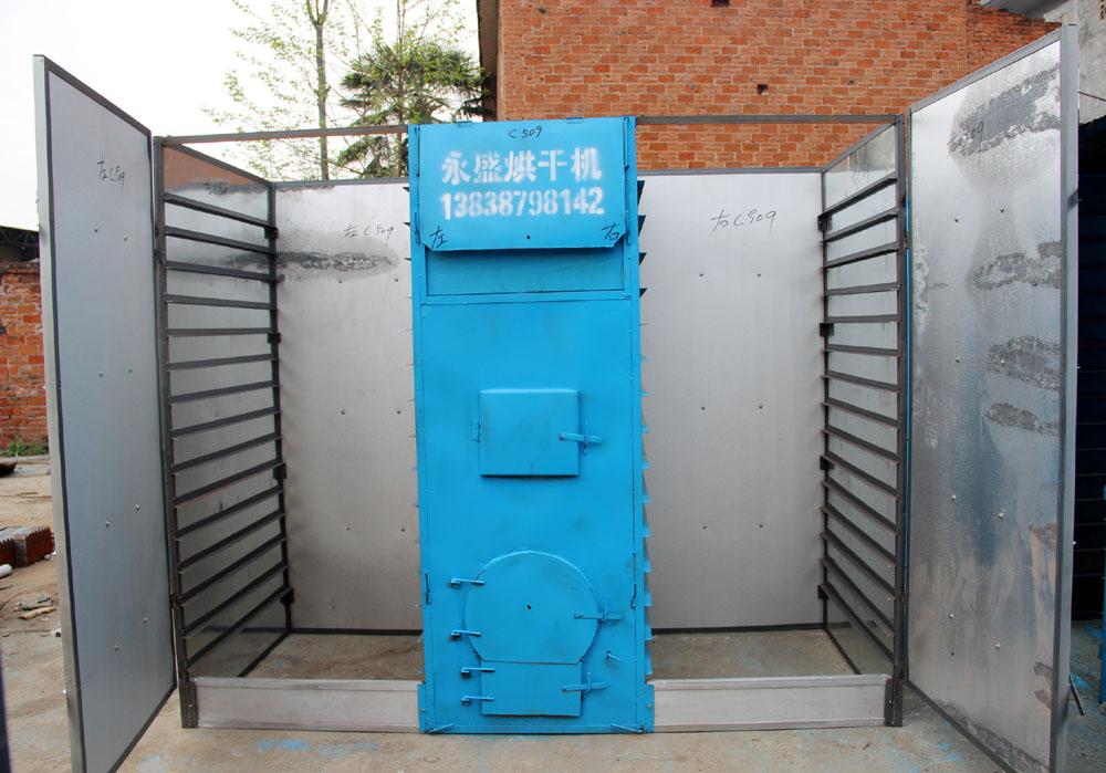 烘干机厂家-两箱高温型烘干机